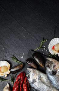 Saltwater Seafood Fresh Seafood Hero