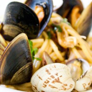 Saltwater Seafood Instagram Image
