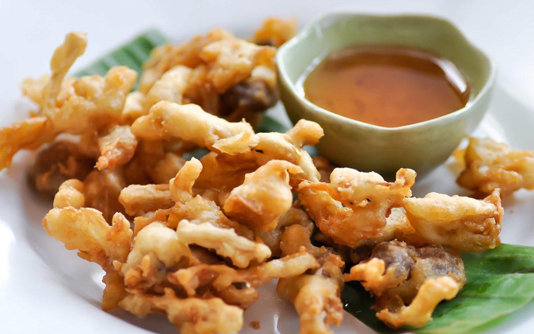 Easy Carolina Fried Oysters