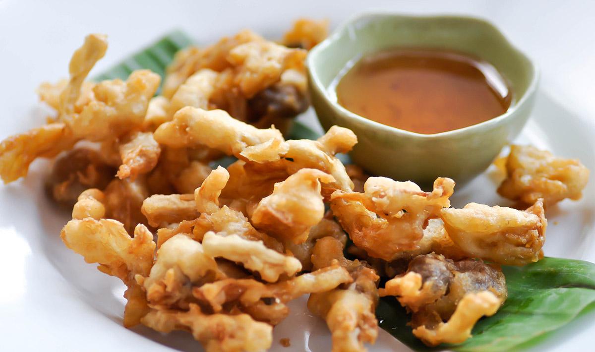 Saltwater Seafood Recipe 1