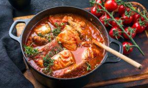 Saltwater Seafood Italian Fish