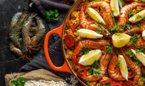 Saltwater Seafood Recipe 3