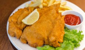 Saltwater Seafood Recipe Fried Fish